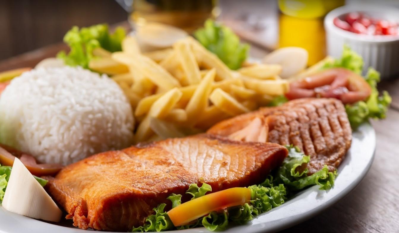 comida goiana em Goiânia