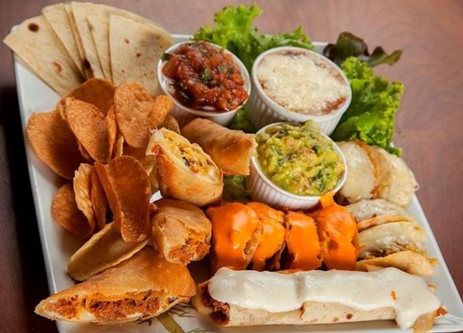 comida mexicana em Goiânia