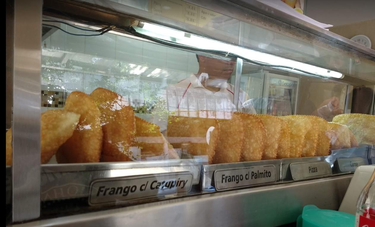 pastéis em Goiânia