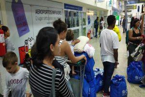Uma recomendação pede que entes públicos goianos não afastem crianças venezuelanas do convívio com a família. (Foto: divulgação)