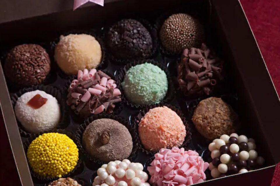 chocolate gourmet em Goiânia