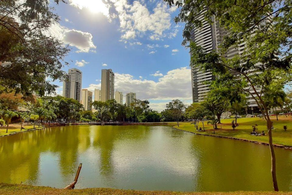 parques em goiania 3 - Mais Goiás
