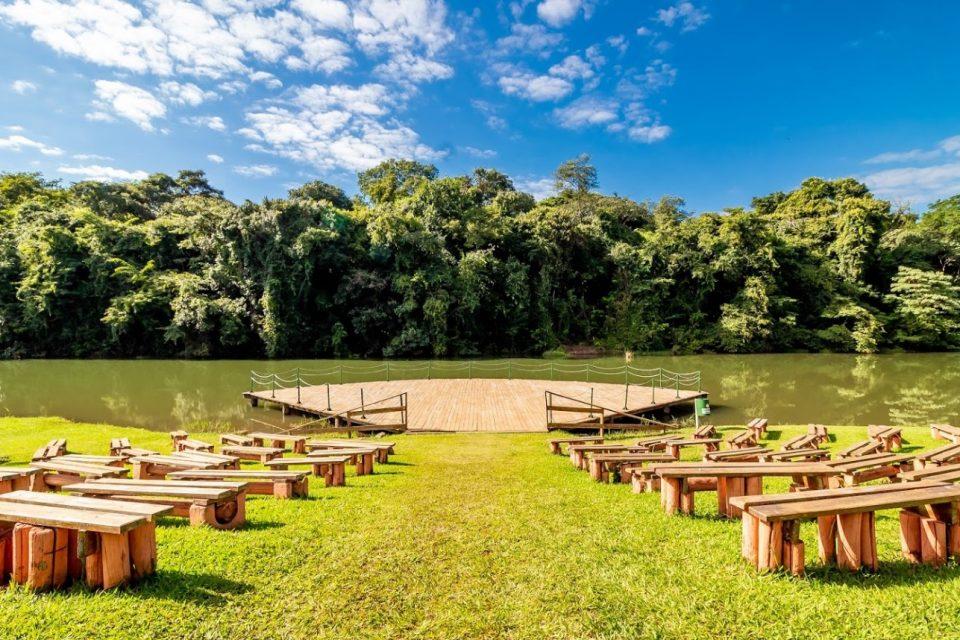 parques em Goiânia ar livre