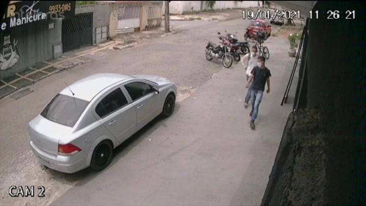 Suspeito de roubar mais de R$30 mil em PlayStation é preso em Goiânia