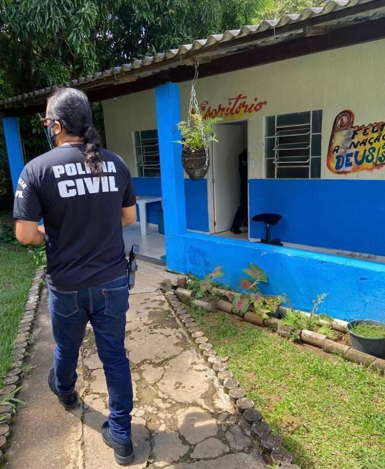 Polícia fecha clínica de reabilitação suspeita de violência psicológica