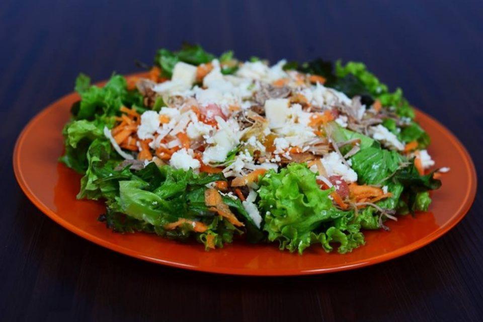 saladas em Goiânia