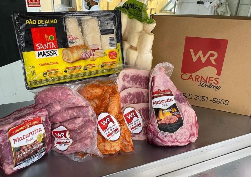 carnes nobres em Goiânia
