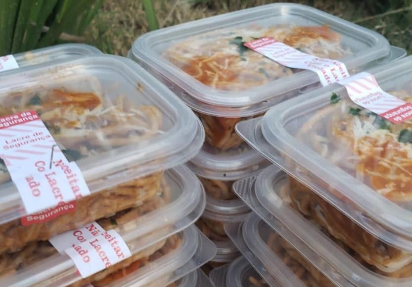 comida congelada em Goiânia