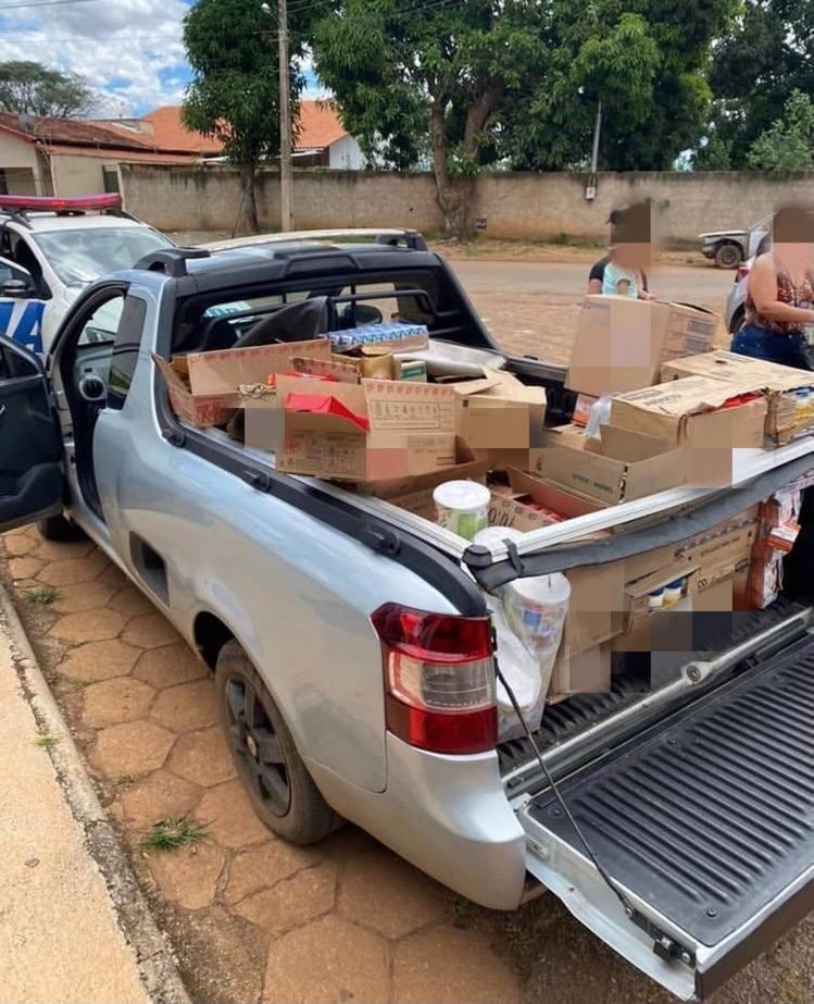 Idoso de 76 anos é preso suspeito de vender alimentos vencidos em Vianópolis
